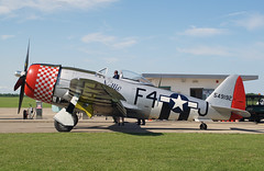 549192 Sywell 11-06-18 (IanL2) Tags: republic thunderbolt warbird fighter sywell aerodrome gthun p47