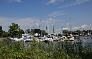 Sackets Harbor on Lake Ontario (Explored-Thank you!!!)