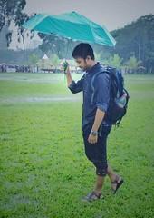 Shifwat E Miraz Akanto (RakibRomel) Tags: shifwatemiraz akanto bangladeshi umbrella notredem dhaka talented guy bangladesh