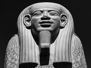 Head of sarcophagus of Wahibreemaket
