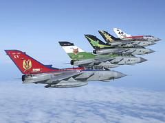 (aeroman3) Tags: tornadoforce photochase commemorativepaintschemes tornado squadrons rafmarham raflossiemouth aircraft 9squadron 12squadron 31squadron 40thanniverary 15squadron 208squadron hawkt1 rafvalley royalairforce raf defence armedforces military sacrobtravisraf ©modcrowncopyright2015 norfolk uk