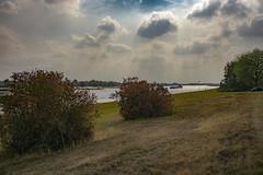 Waalbandijk (Pieter Mooij) Tags: ochten gelderland nederland nl waalbandijk waal