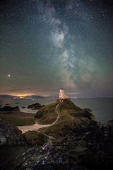 Llanddwyn Milkyway (Gareth Mon Jones) Tags: