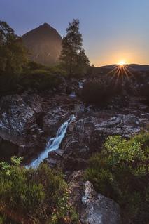 Scotland - Glencoe Etive Mor