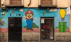 Super Mario (tommyajohansson) Tags: madrid comunidaddemadrid spain es españa spanien semester ferie vacances weekendbreak urlaub tommyajohansson geotagged
