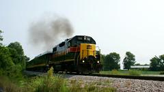 IAIS703-5 (joerussell2) Tags: trains steam locomotive iowa interstate iais