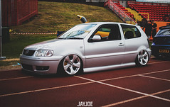 KULTURSCHOCK 2018 (JAYJOE.MEDIA) Tags: vw polo volkswagen low lower lowered lowlife stance stanced bagged airride static slammed wheelwhore fitment
