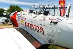 AeroShell T-6 Texan (dpsager) Tags: 2018 dpsagerphotography eaaoshkoshairshow metabones oshkosh wisconsin aircraft airplane airshow eaa airventure osh18