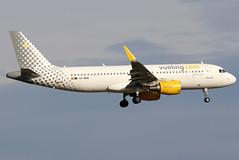 EC-MAN_01 (GH@BHD) Tags: ecman airbus a320 a320200 vy vlg vuelingairlines vueling zrh lszh zurichairport zurich kloten airliner aircraft aviation