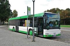 Quedlinburg, Bahnhofsplatz 12.09.2007 (The STB) Tags: bus buss autobús autobus publictransport citytransport öpnv