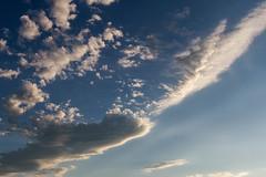 Illustration (Larch) Tags: sky landscape illustration aude occitanie france sud midi south nuage cloud vent wind nature image picture livre book childhood enfance livredimages gruissan picturebook cloudscape