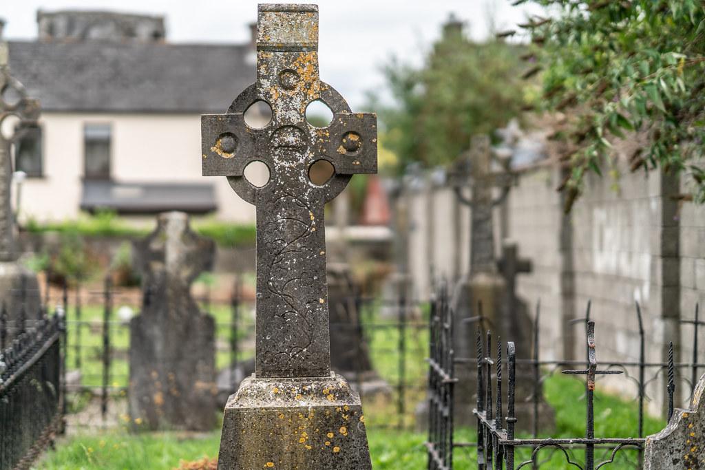 OLD CHURCHYARD KNOWN AS ST. JOHN'S [DUBLIN ROAD KILKENNY]-142904