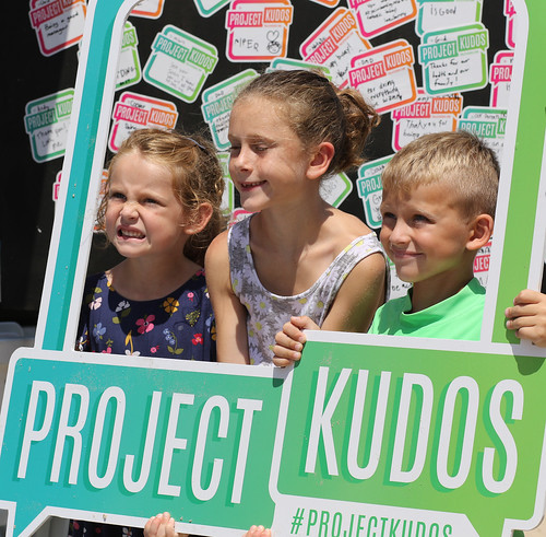 PROJECT KUDOS at Summer Vibes Fest 2018