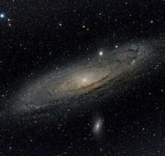 M31 Andromeda Galaxy (jnanof) Tags: astrometrydotnet:id=nova2755396 astrometrydotnet:status=solved
