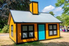 (DeepSane) Tags: london regentspark sculptures 2018 frieze house
