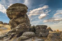 Conan Territory (rubengalvezfoto) Tags: domingo garcia segocia segovia spain rock nature landscape spanish sky