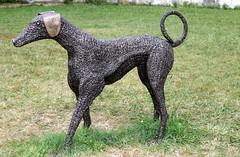 José GUIRADO - Chien (Thethe35400) Tags: sculpture escultura eskultura skulptur estatua scultura scukpture dog perro chien cane cachorro hund txakur