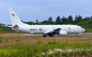 169331 P-8A at Whidbey Island
