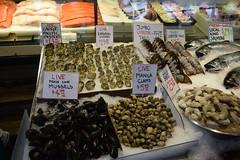 Market Stalls - Pike Place Market, Seattle (Haydn Blackey) Tags: canada2018 usa seattle pikeplacemarket washingtonstate