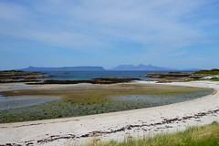 Morar - silver sands of morar (hiddelbee) Tags: travel europe europa schottland scotland mallaig morar