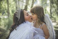 Angel Kisses (Luv Duck - Thanks for 13M Views!) Tags: select leticia angels crown angelwings angelic mrsalaska mrsalaska2018 motheranddaughter mother model modeling summerinalaska