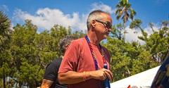 pride guys  102 (LarryJay99 ) Tags: pridefest2018 2018 lakeworth florida festival man men guy guys dude male studly manly dudes handsome bluesky sky palmshairyarms