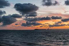 DSG_4502.jpg (alfiow) Tags: clouds coast coastpath fortvictoria hurstcastle redglow redsky sun sunset yarmouth