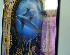 Trip to The Sun 2 (Rain Love AMR) Tags: poster dolphin airship balloon merkaba giantinterdimensionalspacepanda divinedirector