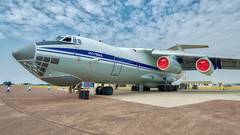 Martlet (Martyn William's Aircraft) Tags: il76candid  ukraineairforce