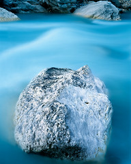 Val Cellina River Rock, Italy (Joseph-A) Tags: italy barcis marble rock river 4x5 film