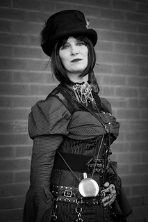 Portrait from the Whitby Steampunk Weekend IV - Days Like These