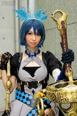 C94 - Day 3 - Part 2 - 002 (animexisbr) Tags: cosplay cosplayer tokyobigsight tokyo animes anime animexis event comiket japan