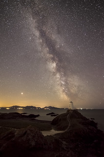A photo of the Milkyway