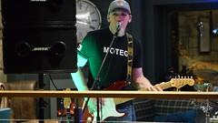 DSC_0057 (richardclarkephotos) Tags: lix n stix richard clarke photos richardclarkephotos dylan smith boathouse bradford avon wiltshire uk guitar bass drums