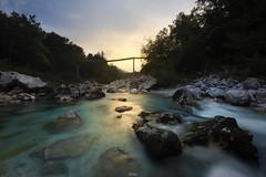 ... (Benny / 2B-OptiK) Tags: landscape landscapes nature triglav nationalpark slovenia ifeelslovenia river sunset hdr sigma canon water sunshine sunrise