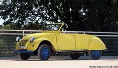 Citroën 2CV cabriolet (XBXG) Tags: citroën 2cv cabriolet cabrio convertible roadster tourer yellow jaune det 2018 citroën2cv 2pk eend geit deuche deudeuche 2cv6 dinslaken deutschland duitsland germany vintage old classic french car auto automobile voiture ancienne française outdoor