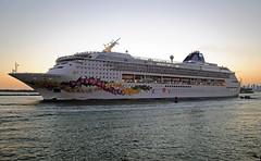 Norwegian Sky (Infinity & Beyond Photography) Tags: norwegian sky cruise ship ocean liner boat vessel miami