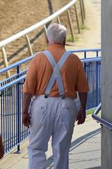 2018-08-04 (21) cool braces at Laurel Park (JLeeFleenor) Tags: photos photography md maryland marylandhorseracing laurelpark fans people braces suspenders outside outdoors