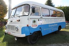 Robur LO 3000 B21 (1968) (Mc Steff) Tags: robur lo 3000 b21 1968 bus reisebus omnibus kleinwagentreffenengstingen2016