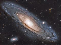 M31 - Andromeda Galaxy (DrGkill) Tags: astrometrydotnet:id=nova2763710 astrometrydotnet:status=solved