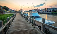 Shem Creek Boardwalk