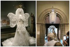 Heavenly Bodies Exhibit 6 (PDX Bailey) Tags: metropolitan museum art new york city fashion roman catholic heavenly bodies imagination beautiful heavenlybodies exhibit exhibition dress manikin