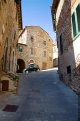 Campiglia Marittima, Toscana (Petr Makarov) Tags: toscana italia pisa lucca campiglia marittima bellissima architecture