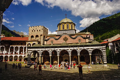 Rila Monastery (angel.doychinov) Tags: smc pentaxa 28mm k1 bulgaria rilamonastery history europe orthodox church smcpa28mmf28