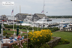 Views from the balcony from where I stayed (thewanderingeater) Tags: edgartown massachusetts unitedstates