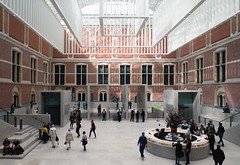 Cruz y Ortiz. The new Rijksmuseum #1 (Ximo Michavila) Tags: cruzyortiz architecture archidose archdaily archiref netherlands amsterdam rijksmuseum museum art interior antoniocruz antonioortiz architects people