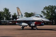 671. Royal Norwegian Air Force General Dynamics F-16AM (Ayronautica) Tags: generaldynamicsf16am royalnorwegianairforce 671 fighter ayronautica aviation airshow military fairford riat egva july 2018 royalinternationalairtattoo