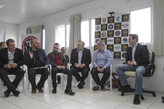 Reunião com a União dos Policiais do Brasil - UPB Paraná