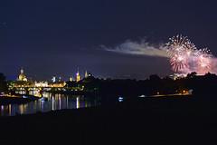 Stadtfest 2018 Dresden Drezno (3x105Na) Tags: stadtfest 2018 dresden drezno deutschland germany niemcy sachsen saksonia feuerwerk firework