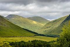 Scottish hills